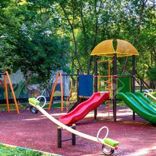 kids play area in Dubai