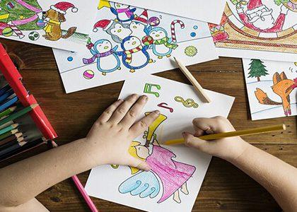 children summer camp activity