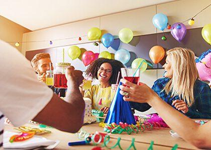 party balloon decoration dubai