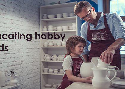 hobby classes for kids